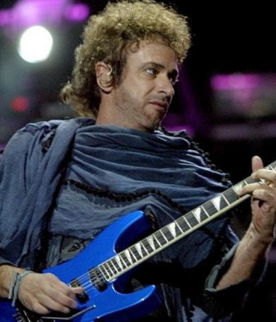 """Bios"" National Geographic prepara un documental sobre la vida de Gustavo Cerati"