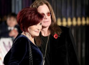 Sharon Osbourne prepara una película sobre su noviazgo con Ozzy