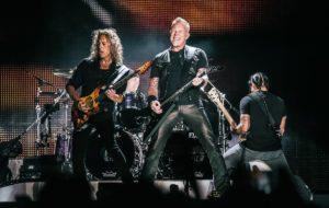 """Metallica publica un video en 360° tocando """"Sad But True"""""""