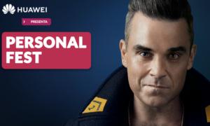 Personal Fest 2018: Por primera vez en el país Robbie Williams