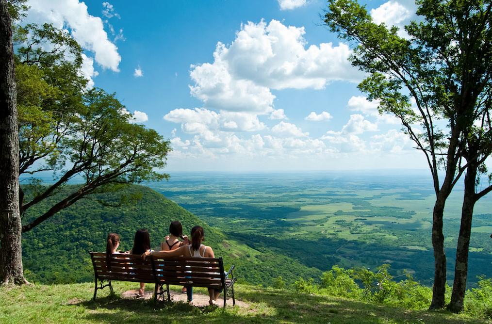 Destino: paisajes para visitar en el interior del país