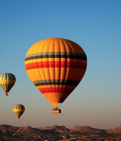 Destino: Ciudades donde vas a poder volar en globo aerostático