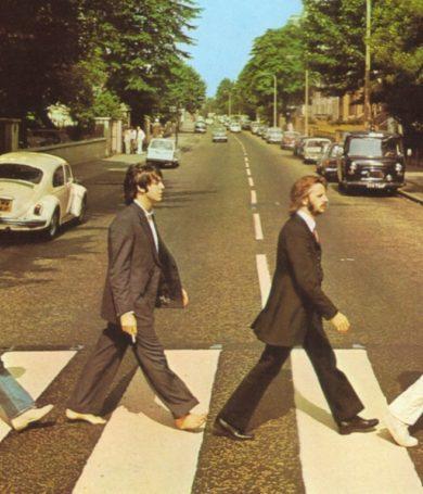 """Efeméride: se tomaba la foto para la portada de """"Abbey Road"""""""