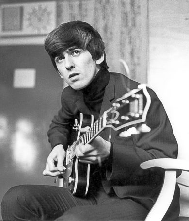 Efeméride: Fallece George Harrison