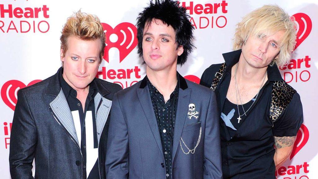 Green Day está preparando nueva música 🎶