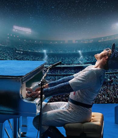 "La biopic de Elton John ""Rocketman"" tiene nuevas fotos"