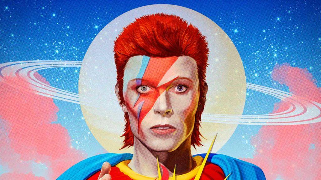 David Bowie es el mejor artista del siglo XX según los británicos