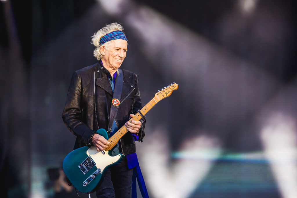 """Keith Richards relanzará """"Talk Is Cheap"""" con temas adicionales"""