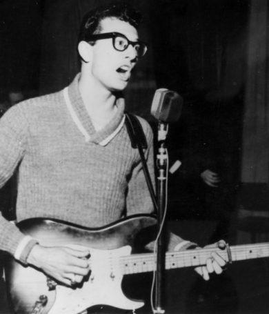 Efeméride: 60 años de la partida de Buddy Holly
