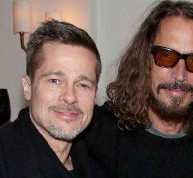Brad Pitt trabajará en un nuevo documental acerca de Chris Cornell