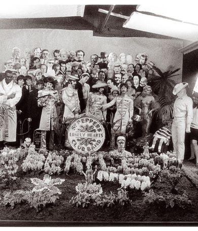 """El Fotógrafo detrás de""""Sgt. Pepper's"""""""