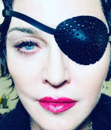 Madonna con nuevo vídeo: 'Crave'