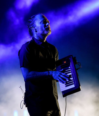 """Don't Fear The Light"": La primera composición clásica de Thom Yorke"