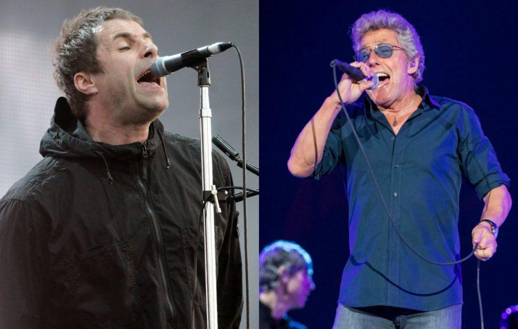 Liam Gallagher con novedades: Gira con The Who y nuevo álbum