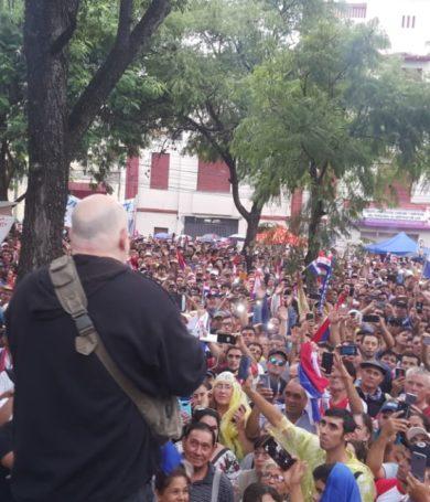 Noticias de la jornada: Desbloqueo Listas Sábanas, Paraguayo Cubas y Ex contralor Enrique García