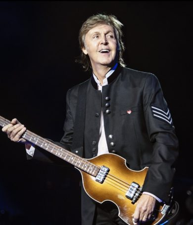 Paul McCartney supera los $ 100 millones en boletos vendidos con última gira