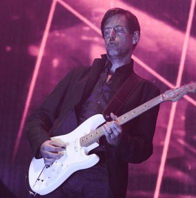 Ed O'Brien de Radiohead y su proyecto como solista
