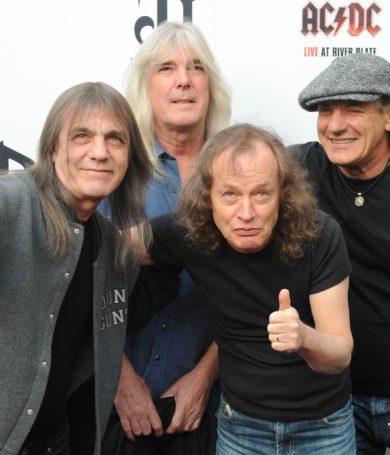 AC/DC ¿Con nuevo álbum?