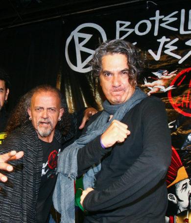 Botellita de Jerez se separa tras la muerte de Armando Vega Gil