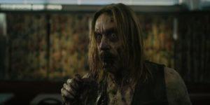 Iggy Pop y Bill Murray en una película de zombies