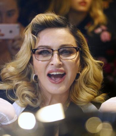 Madonna y los portugueses en pie de guerra