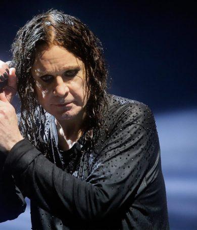 Ozzy Osbourne fuera de los escenarios hasta 2020