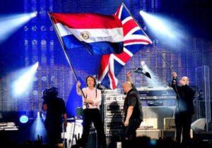 ¡Paul McCartney en un día como hoy!