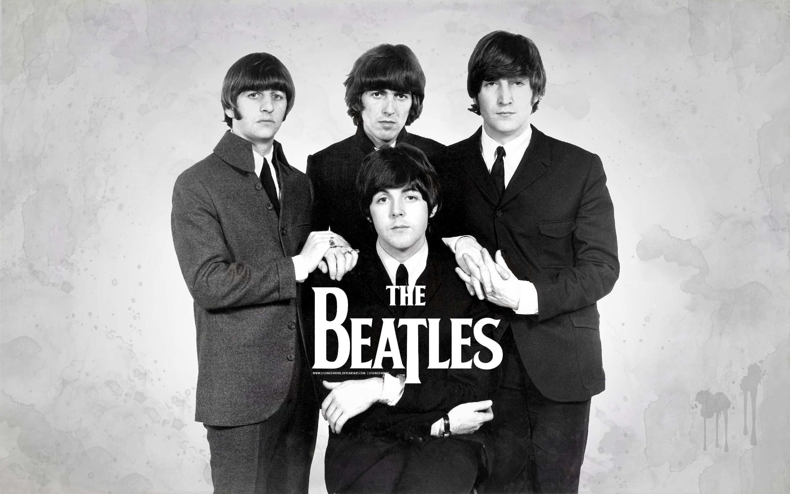 The Beatles en Top Of Pops