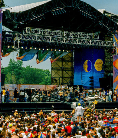 Lanzarán cajas del Woodstock con más de 430 canciones y más de 30 horas de audio inédito
