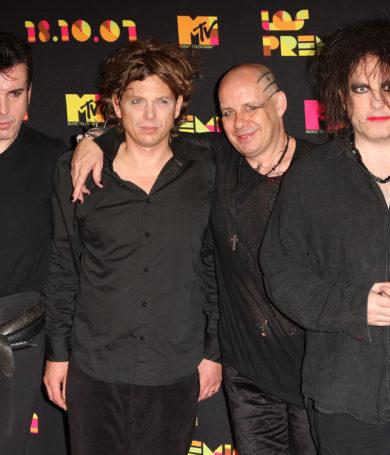 'Disintegration': The Cure ha anunciado planes para transmitir en vivo un próximo concierto así celebrar los 30 años del álbum