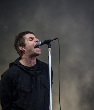 Liam Gallagher con una mezcla de pasado y futuro en su última presentación