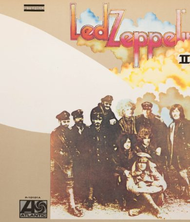 Anuncian nuevo documental de Led Zeppelin