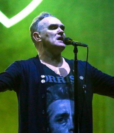 Morrissey vetado de la tienda de discos más antigua del mundo