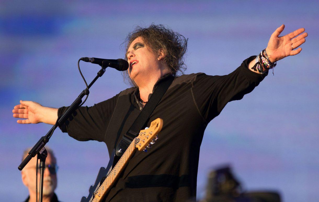 'Live In Hyde Park' de los 40 años de The Cure llegará a los cines en julio