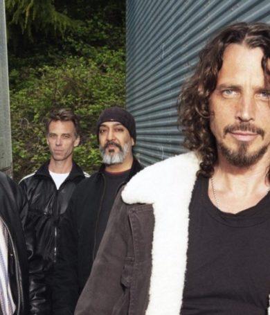 Soundgarden anuncia el álbum 'Live From the Artists Den'