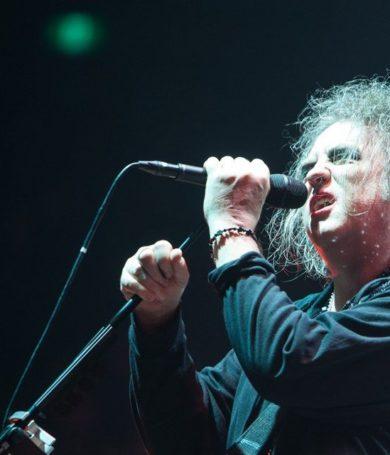 The Cure con lanzamiento a la vista y canciones tocadas en vivo luego de 17 años