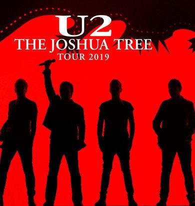U2 de gira: El Joshua Tree Tour 2019 ha sido confirmado