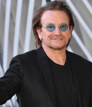 Bono de U2 cumple hoy 59 años