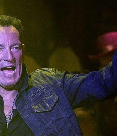 The Boss ha revelado otra canción de su nuevo álbum 'Western Stars'