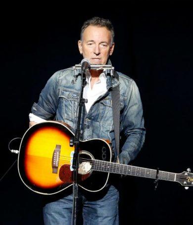 """Bruce Springsteen anuncia nuevo álbum y gira con """"E Street Band"""" para 2020"""