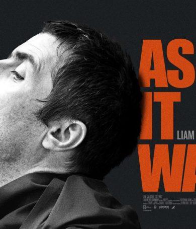 'As It Was': Es la nueva película de Liam Gallagher y ya cuenta con fecha de estreno