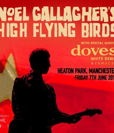 Noel Gallagher tocará con el hijo de Bono
