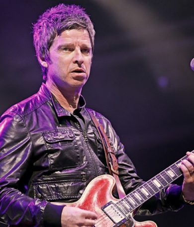 Noel Gallagher con nuevo single 'Rattling Rose'
