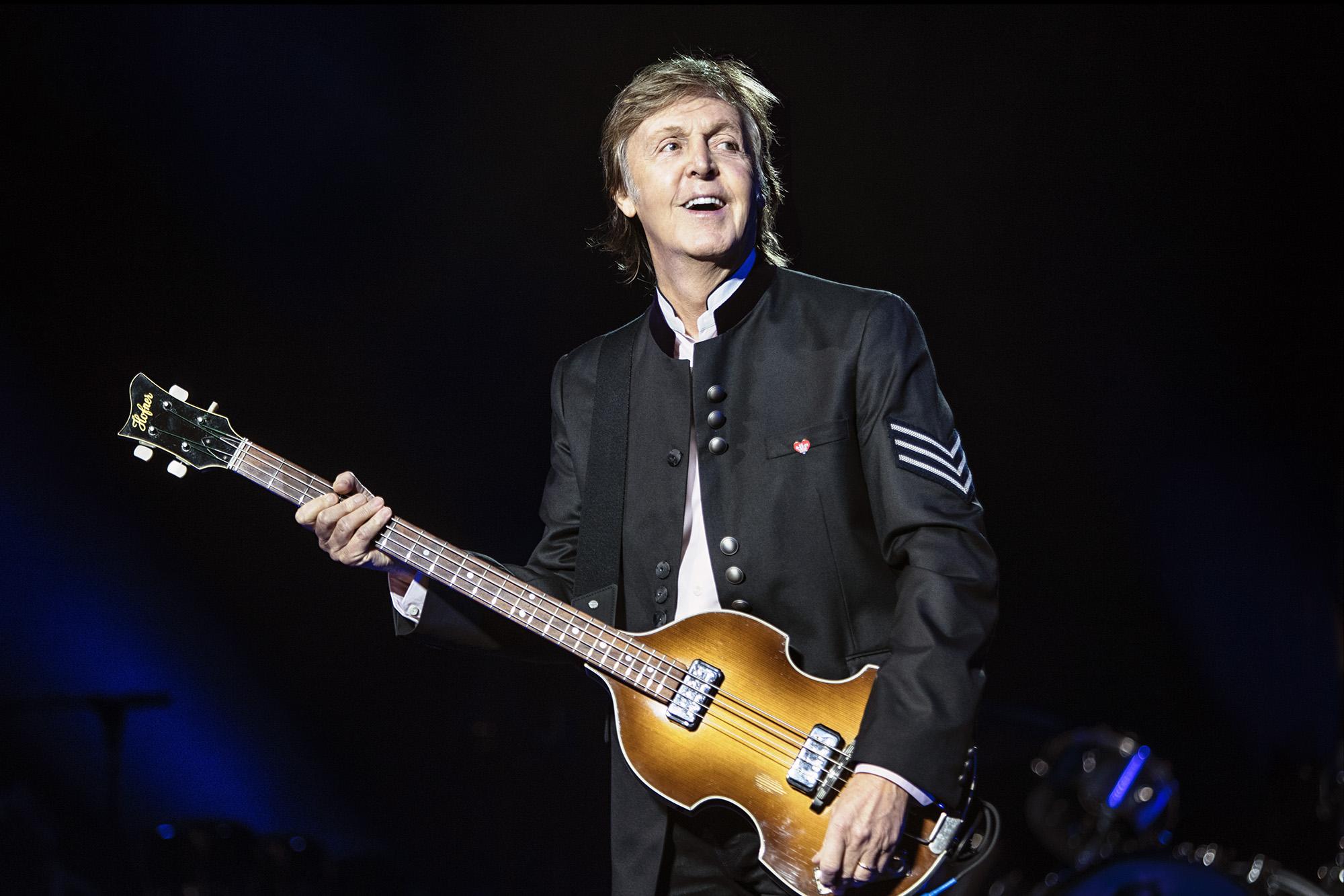 Paul McCartney presenta cuatro discos que documentan diferentes periodos de su carrera solista
