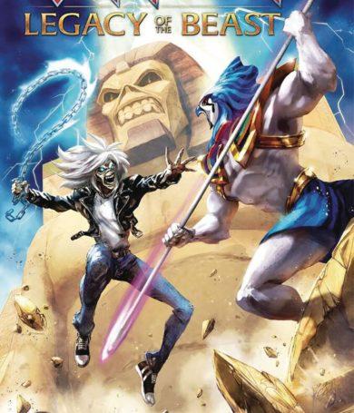 """Iron Maiden demanda por $ 2 millones a los creadores del videojuego """"Ion Maiden"""""""