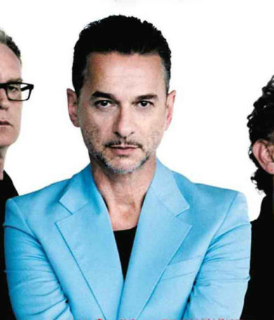 Depeche Mode tendrá su documental en Netflix