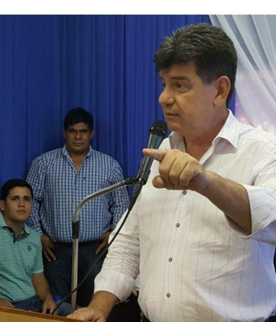 """""""Lo de Itaipú están llevando como negocio de mafia"""", repudia Efraín"""