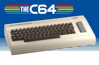 Vuelve la Commodore 64
