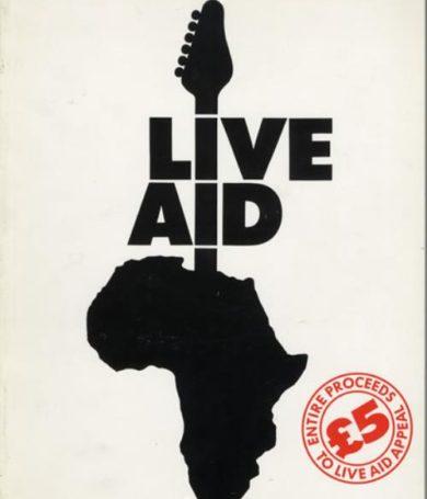 """Live Aid """"34 años del concierto más grande de todos los tiempos"""""""