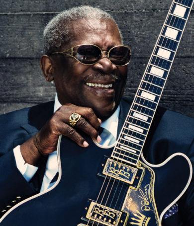 """""""Lucille"""" la Guitarra Gibson de BB King, será subastada"""
